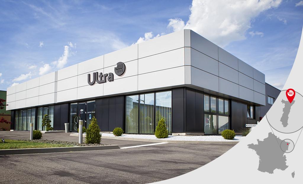 Locaux UltraGroup en Alsace