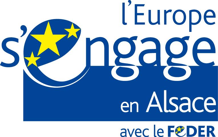 Logo Europe en Alsace