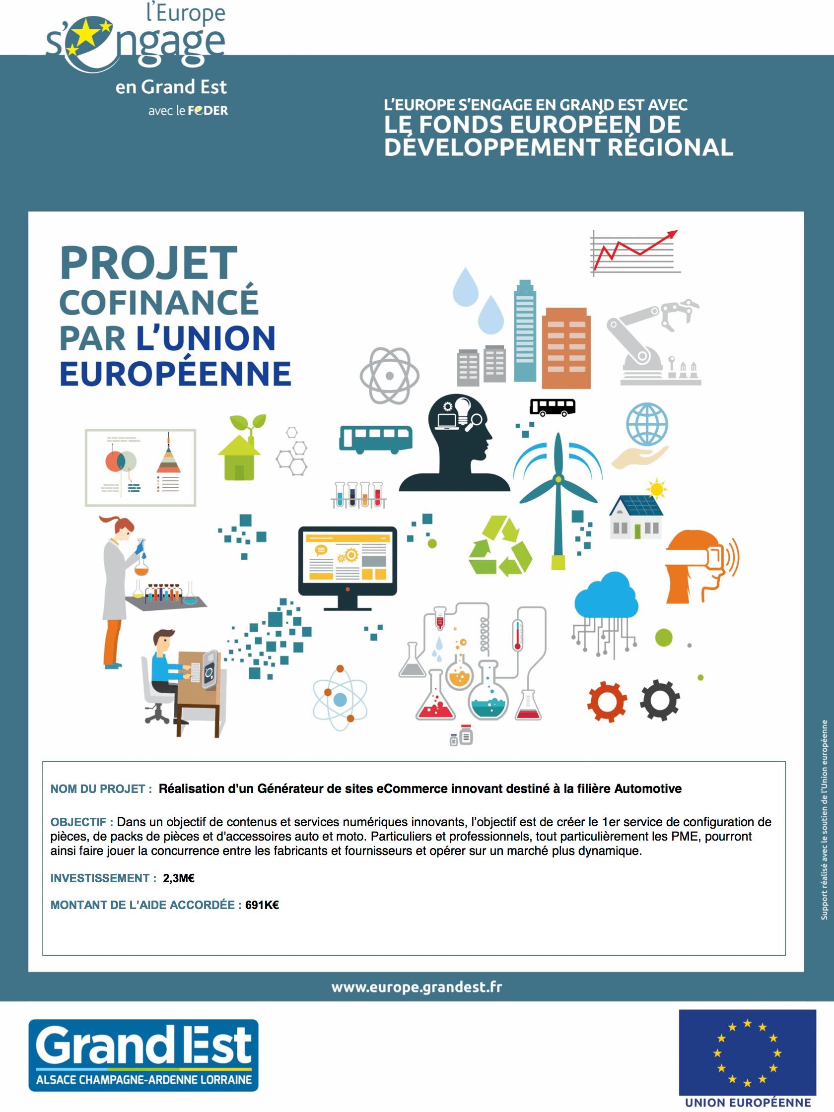 Fond européen de développement local